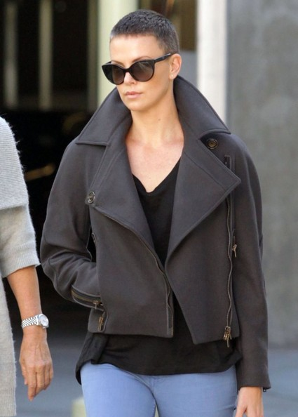 Charlize Theron Jacket