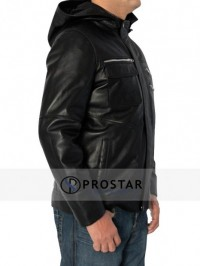 Chris Martin Leather Jacket