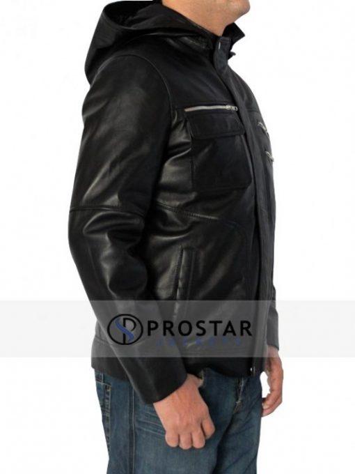 Chris Martin Leather Jacket