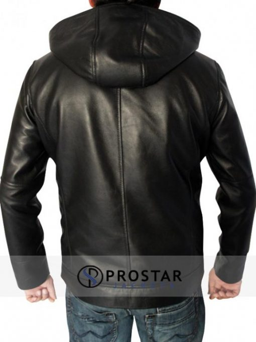 Coldplay Leather Jacket