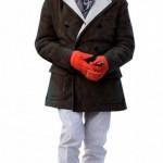 Designer Valentino Garavani Coat Jacket