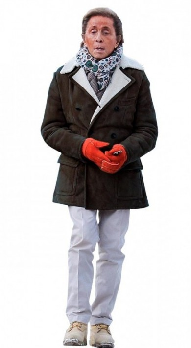 Designer Valentino Garavani Coat