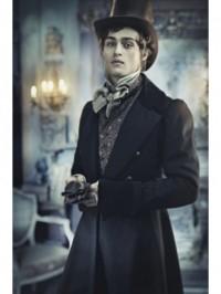 Douglas Booth Coat