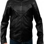 Tom Welling Black Clark Kent Smallville Jacket