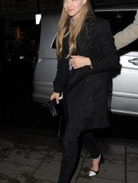 Amanda Seyfried Coat