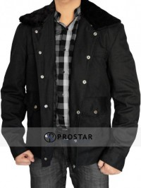 Zac Efron Cotton  Jacket 2