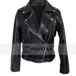 Kim Kardashian Biker Jacket