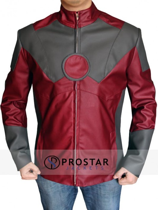Age Of Ultron Iron Man Jacket