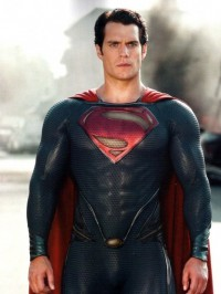 Man of Steel Henry Cavill Jacket Costume
