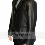 Chili Palmer Get Shorty Leather Jacket
