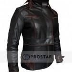 Melina Jessica Biel Total Recall Jacket
