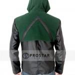 arrow stephen amell jacket