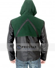arrow stephen amell jacket