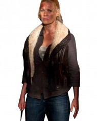 Laurie Holden The Walking Dead Jacket