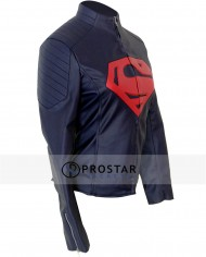 Supergirl leather Jacket