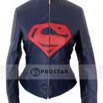 Melissa Benoist Supergirl Jacket