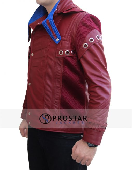 Galaxy Star Lord Jacket