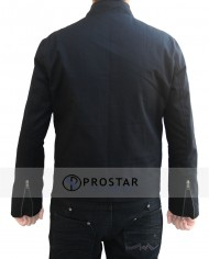 Spectre Jacket Black