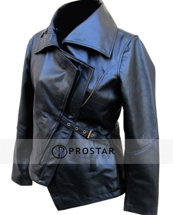 Black The Hunger Games Jacket