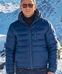 Spectre Austria Daniel Craig Blue Jacket