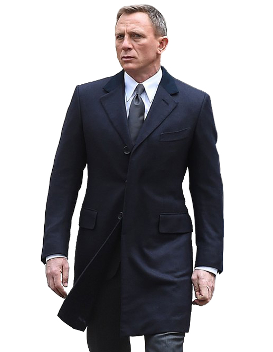 Spectre Navy jacket