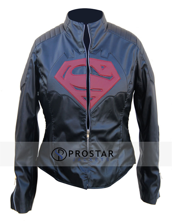 Dawn of Justice Jacket for Women