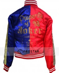 Suicide Squad Harley Quinn Jacket Costumes