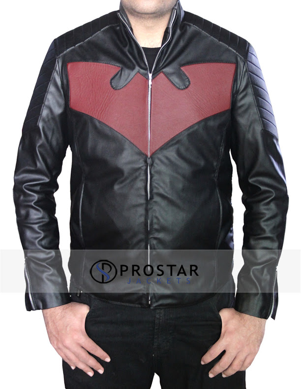 Terry McGinnis jacket
