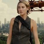 The Divergent Allegiant Shailene Woodley Leather Vest