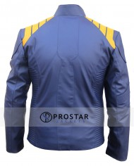 Chris Pine star trek Jacket