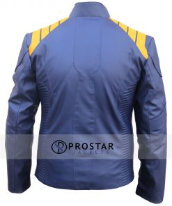 Chris Pine star trek Jacket