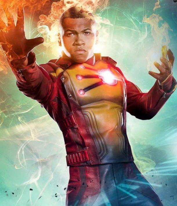 Firestorm Legends of Tomorrow Jacket