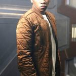 Franz Drameh Legends of Tomorrow Jacket