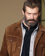 Logan Hugh Jackman Jacket