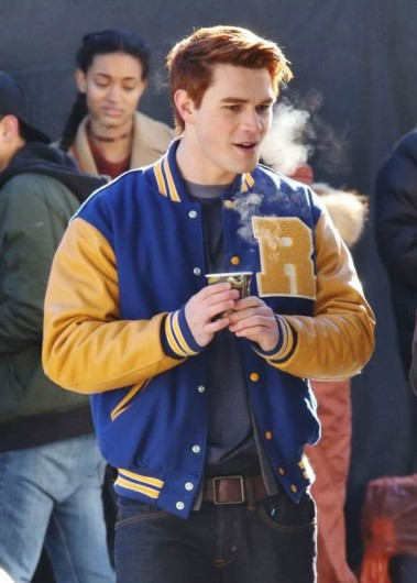 Riverdale Archie Andrews KJ Apa Jacket