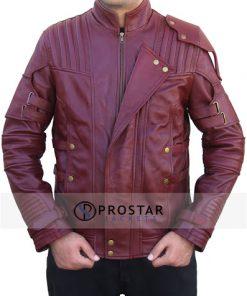Chris Pratt Star Lord Jacket