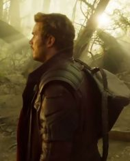 Guardians of the Galaxy 2 Mens Coat