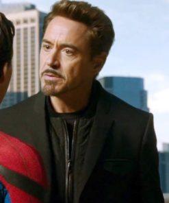 Spider-Man Homecoming Tony Stark Coat