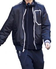 Baby Driver Ansel Elgort Jacket 1