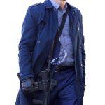 Trendy Buddy Coat worn by Jon Hamm in movie Baby Driver