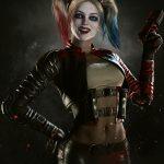 Injustice 2 Harley Quinn Jacket Vest Cosplay Costume