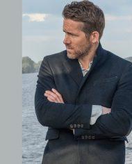 The Hitman's Bodyguard Micheal Bryce Black Coat