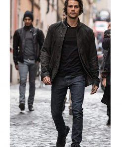 American Assassin Mitch Rapp Jacket