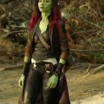 Gamora Leather Jacket