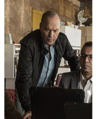 Stan Hurley Jacket American Assassin Michael Keaton Jacket.