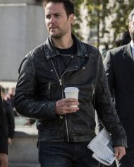 Taylor Kitsch American Assassin Jacket