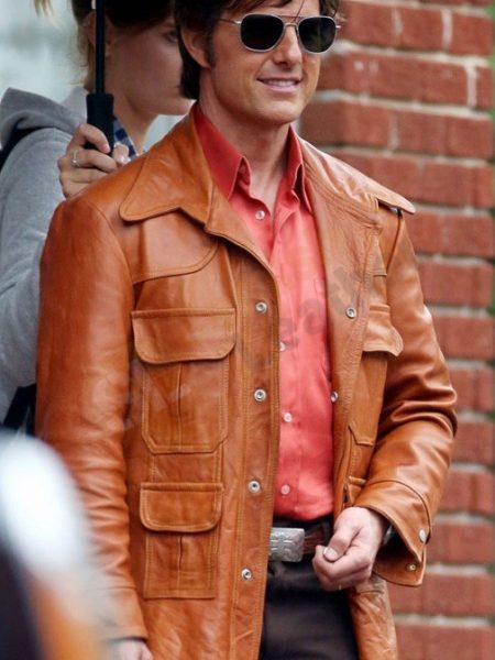 American Made Tom Cruise Jacket
