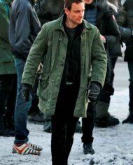 michael fassbender coat