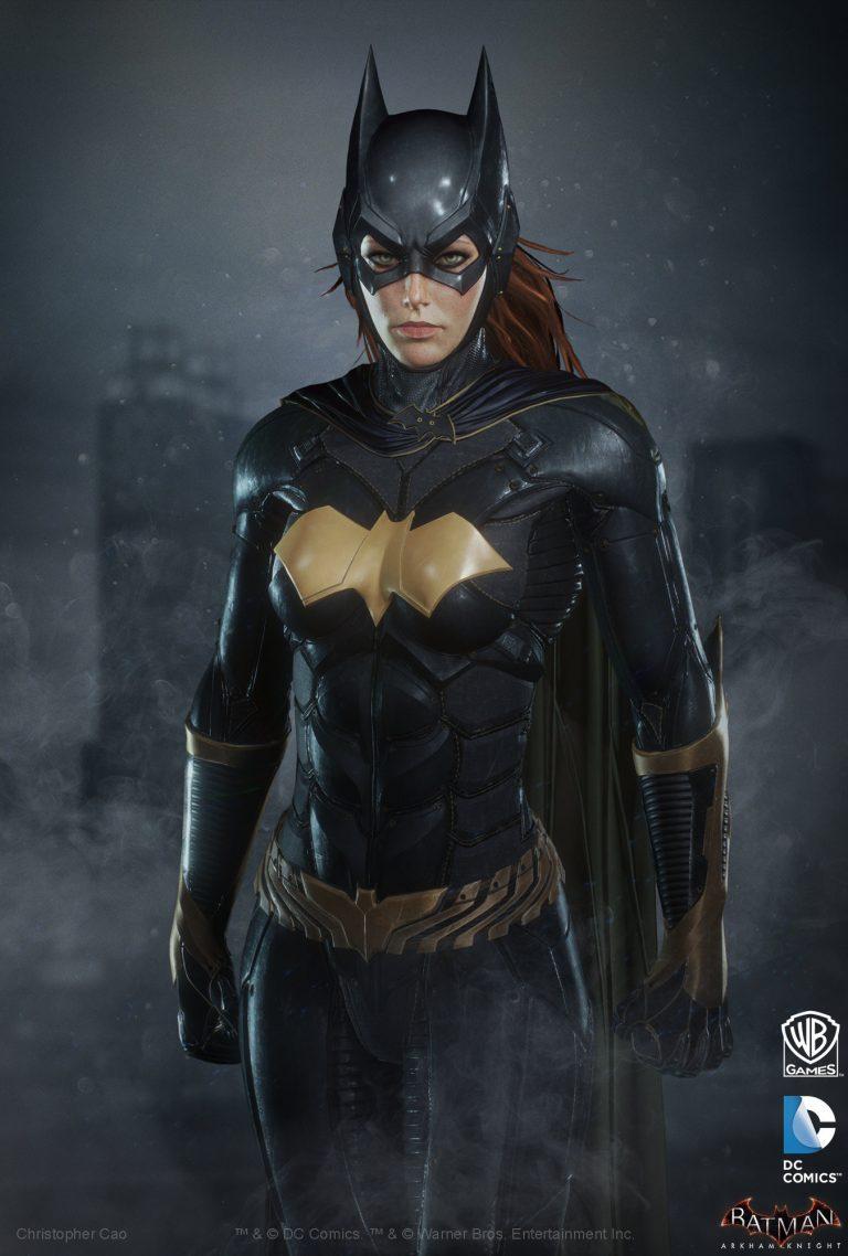 Game Batman Arkham Knight Jacket