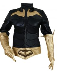 Batgirl Leather Jacket